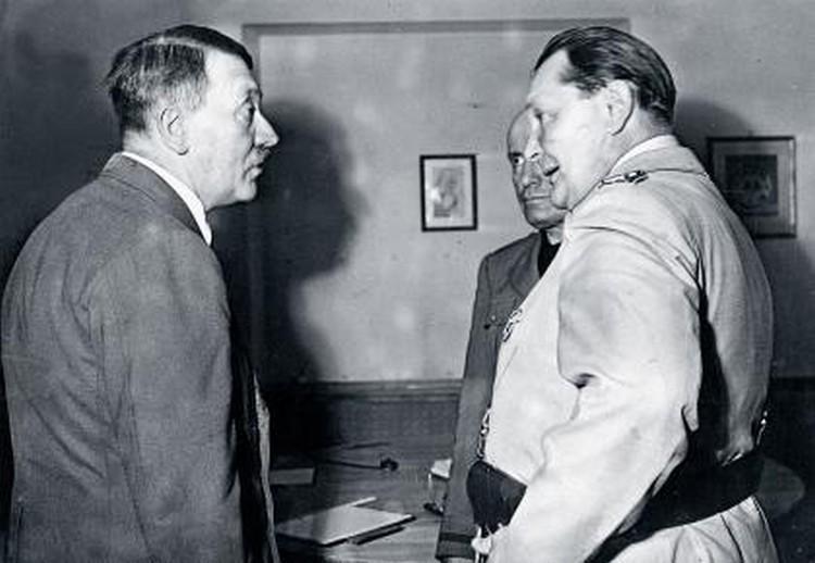 Hitler narkotyki
