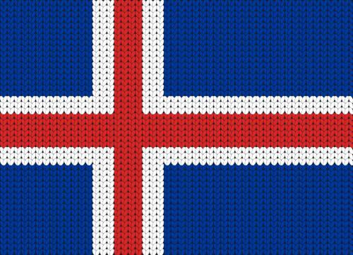 Islandia sweter