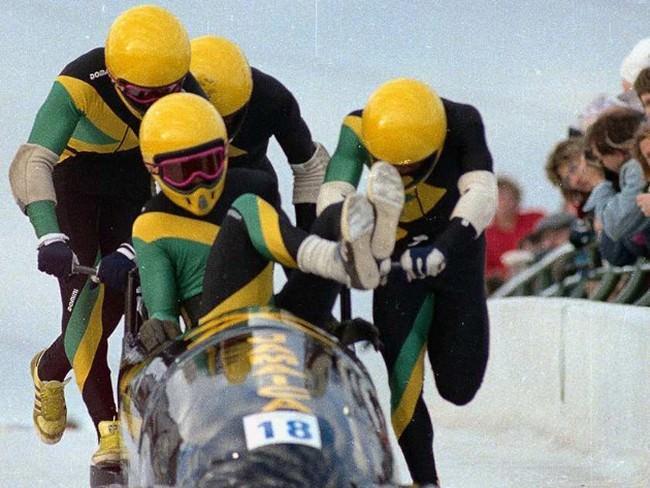 Jamajska drużyna bobslejowa na Igrzyskach