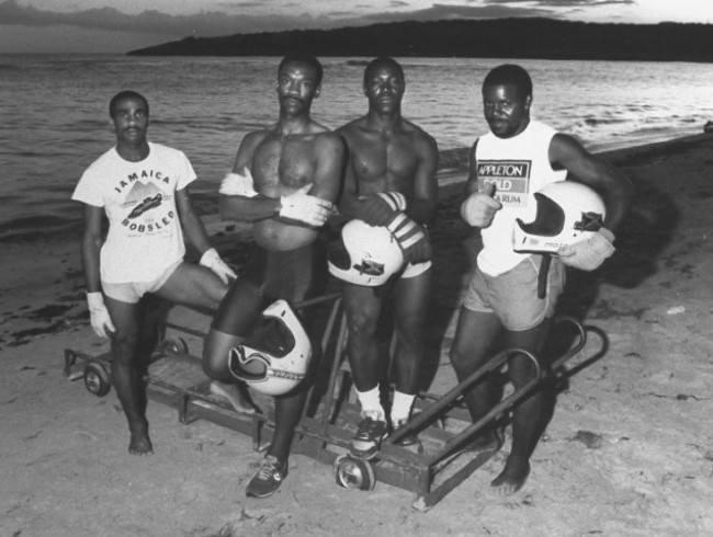 Jamajska drużyna bobslejowa