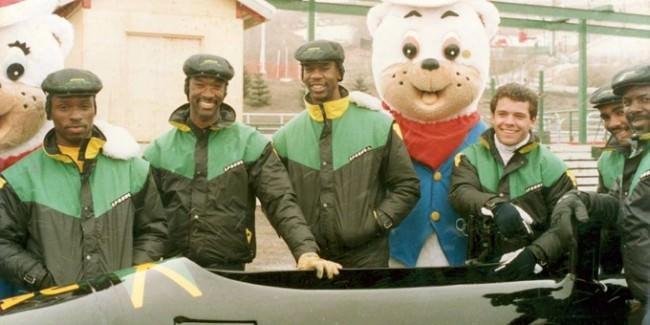 Jamajska drużyna bobslejowa w Calgary