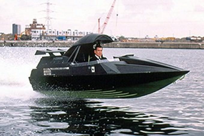 Neft Daşlari James Bond