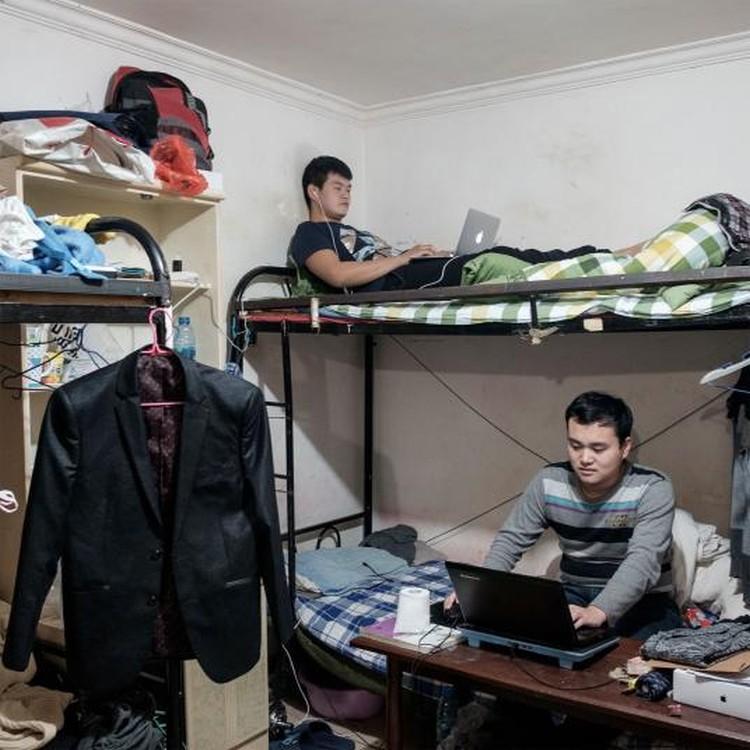 Bunkry atomowe w Pekinie