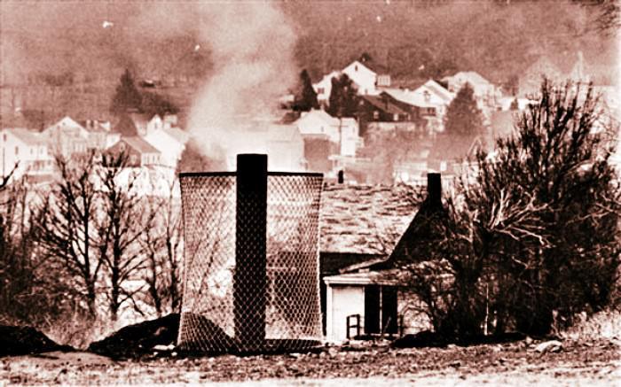 Centralia - miasto pierwowzór Silent Hill