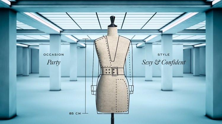 Coded couture - ubrania przyszłości projektowane przez aplikację