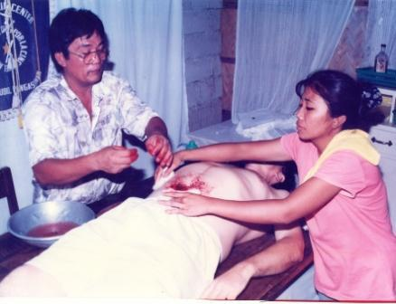 Healerzy - uzdrowiciele z Filipin