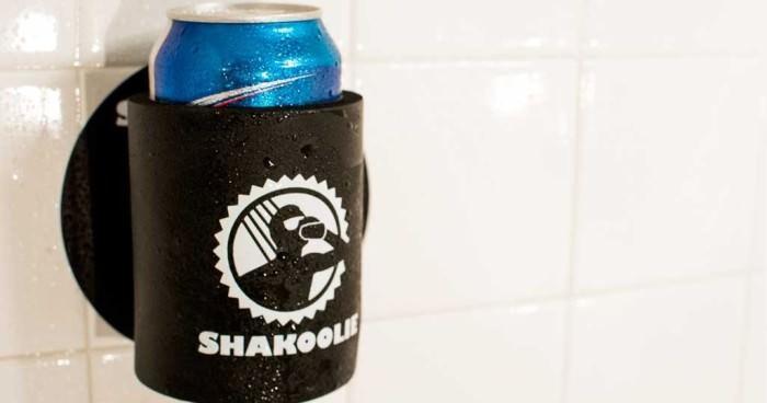 Shakoolie - uchwyt na piwo z opcją chłodzenia