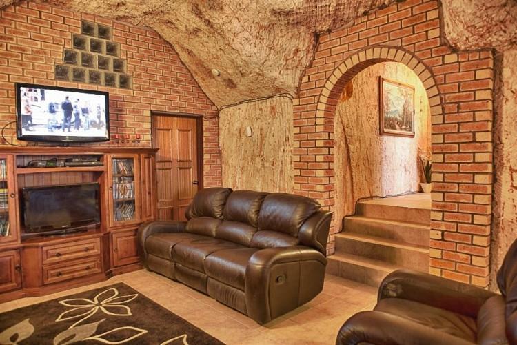 Podziemne domy w Coober Pedy