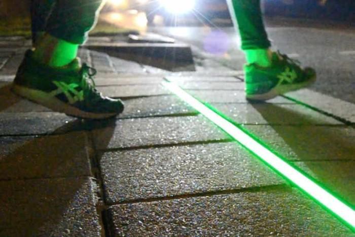 ledowa sygnalizacja świetlna dla pieszych