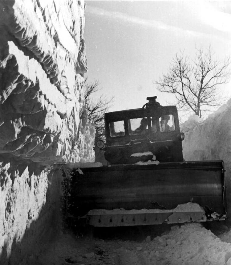 Zima stulecia - Gołdap
