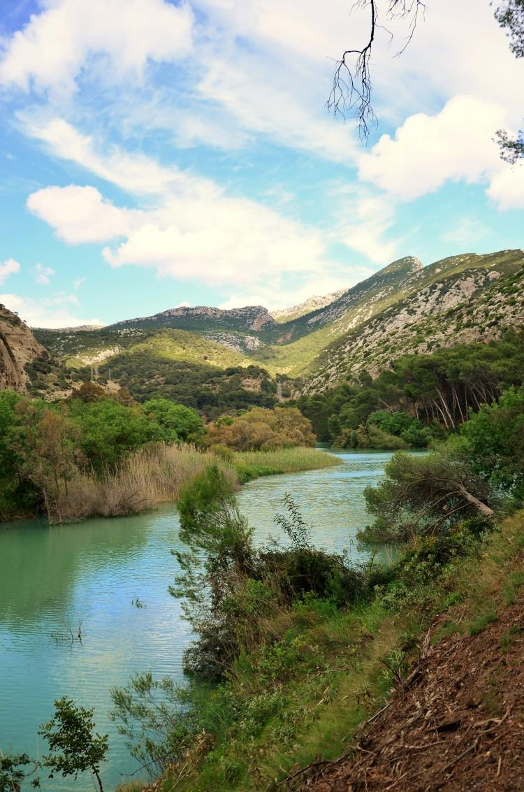 Caminito del Rey szlak