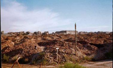 Ruiny Getta - Warszawa po wojnie