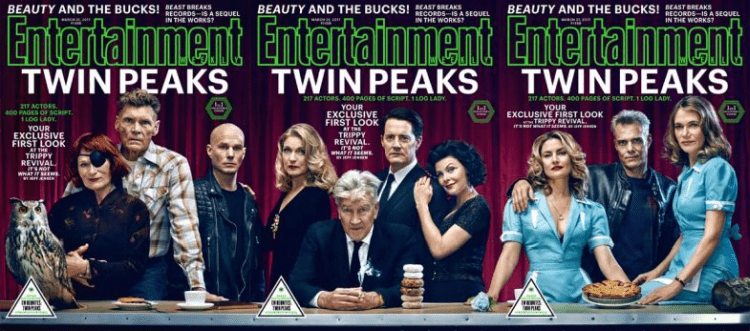 Twin Peaks okladka