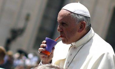 Yerba Mate papież Franciszek