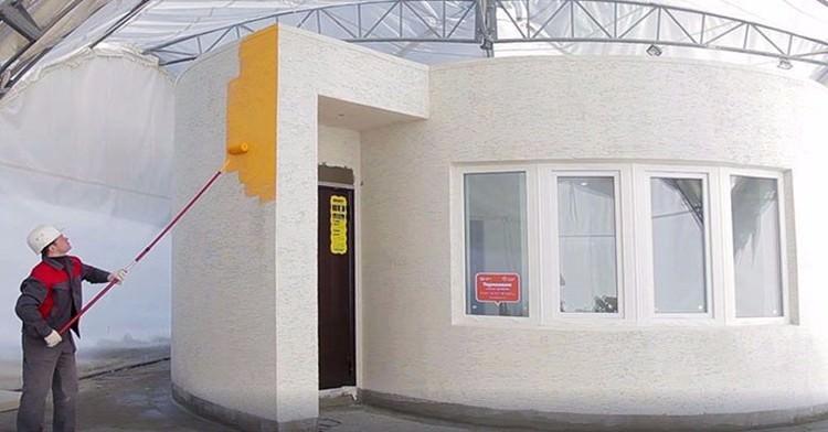 Pierwszy w historii dom wydrukowany na przenośnej drukarce 3D