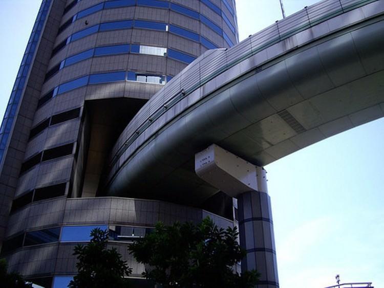 Gate Tower - Osaka