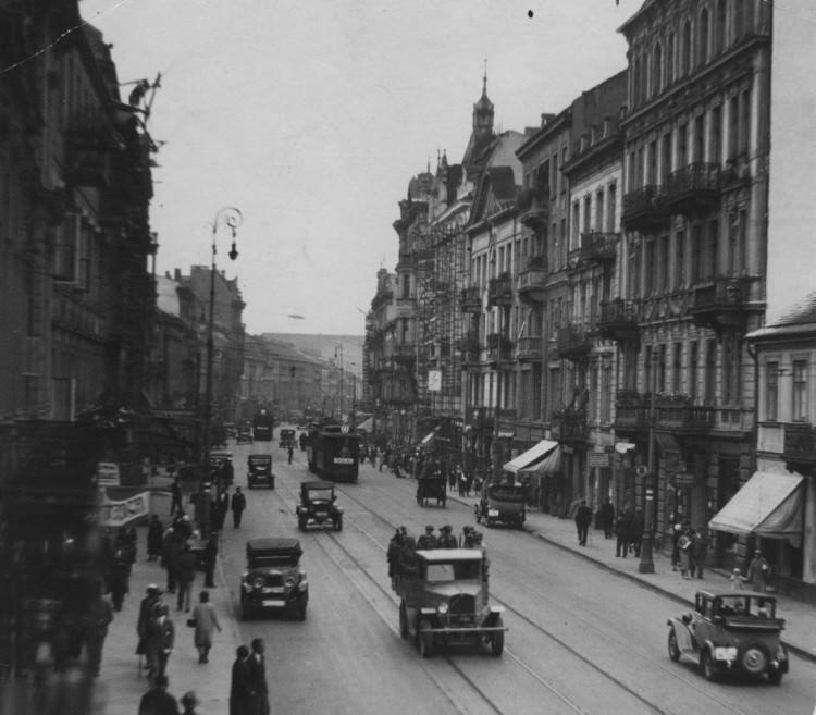 Przedwojenna Warszawa - zdjęcia