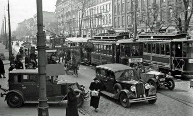 Przedwojenna Warszawa na zdjęciach