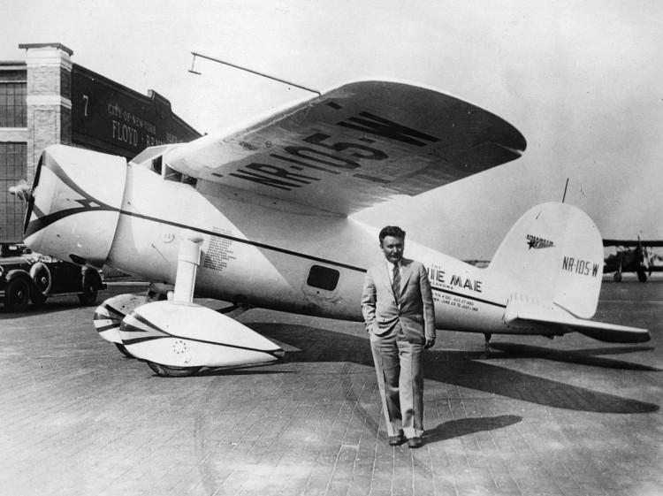 Wiley Post rekord Guinnessa