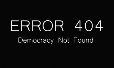 404 demokracja nie zostala odnaleziona