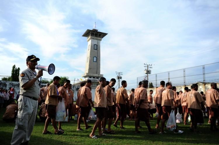 Bang Kwang wiezienie Tajlandia