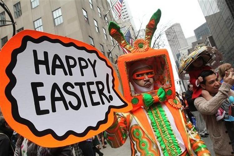 Wielkanoc w USA
