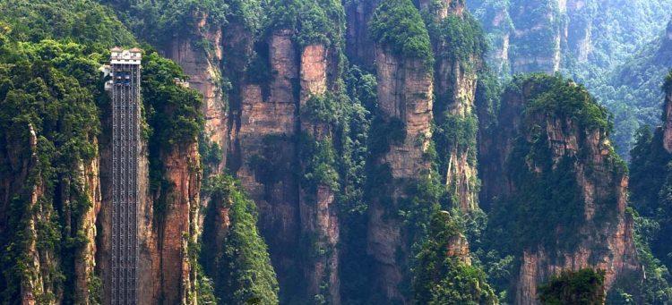 Park Narodowy Zhangjiajie Wulingyuan