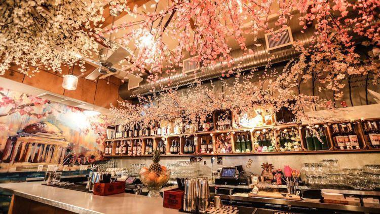 Cherry Blossom Pub w Waszyngtonie