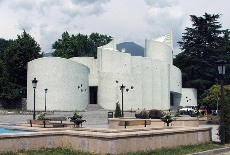 Muzeum gruzińskiego poety Ilii Czawczawadze w Kvareli