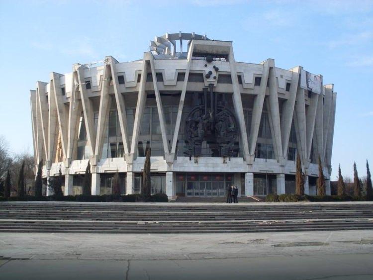 Cyrk w Kiszyniowie - Mołdawia