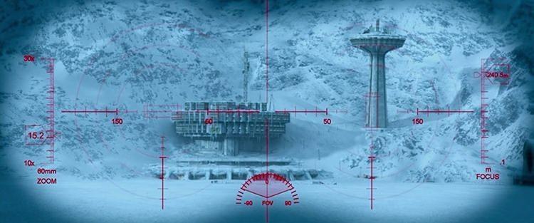Kadr z filmu Resident Evil: Retrybucja