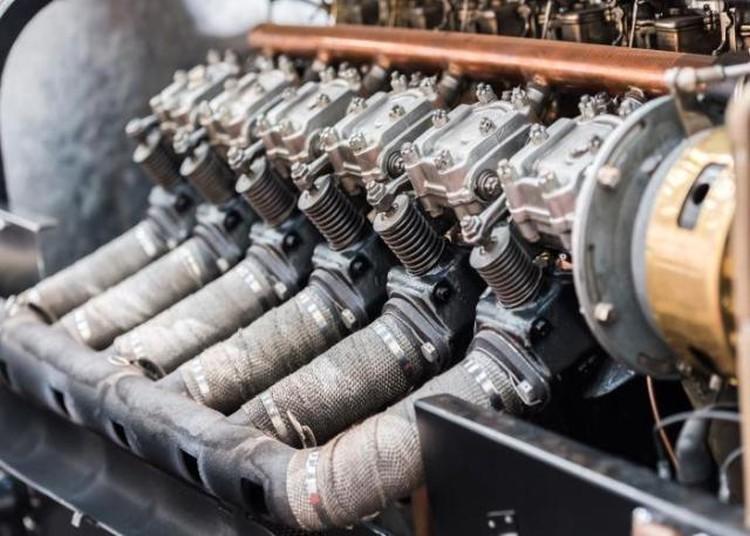 silnik o spalaniu wewnetrznym