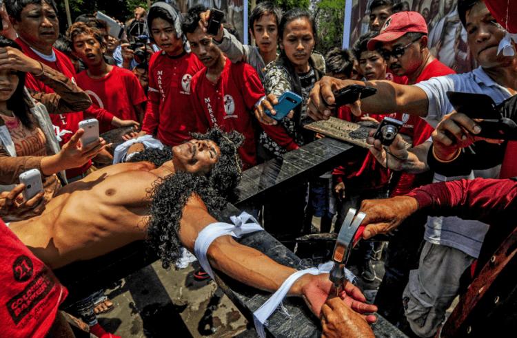 wielkanoc na Filipinach