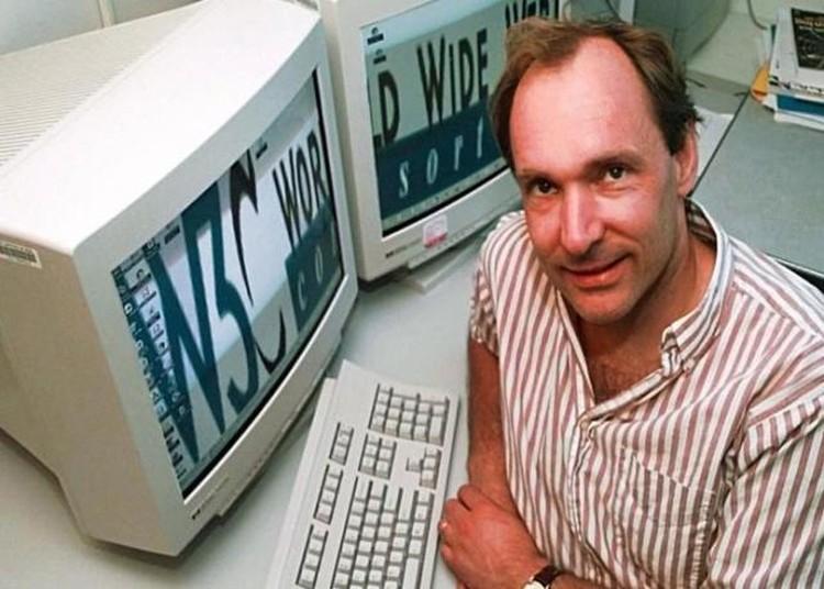 wynalazca Internetu