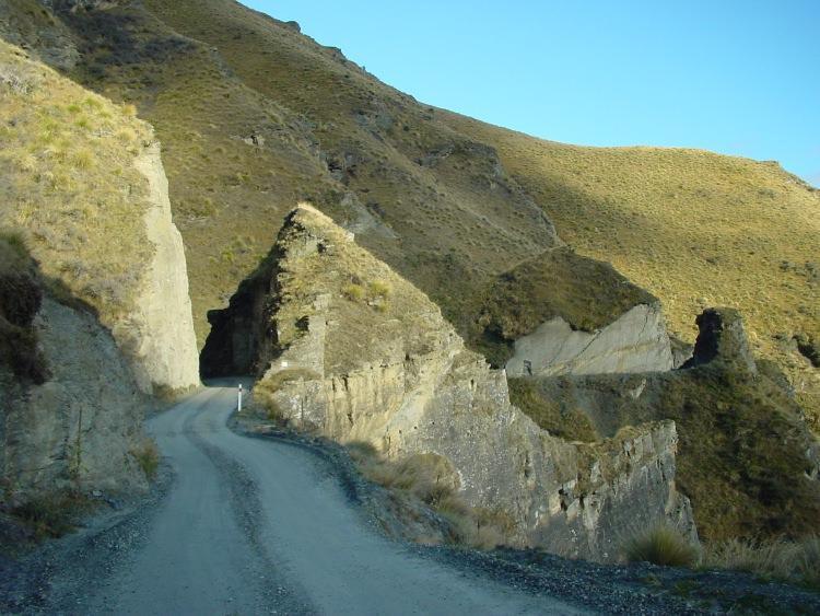 Skippers Road -  - najniebezpieczniejsze drogi świata