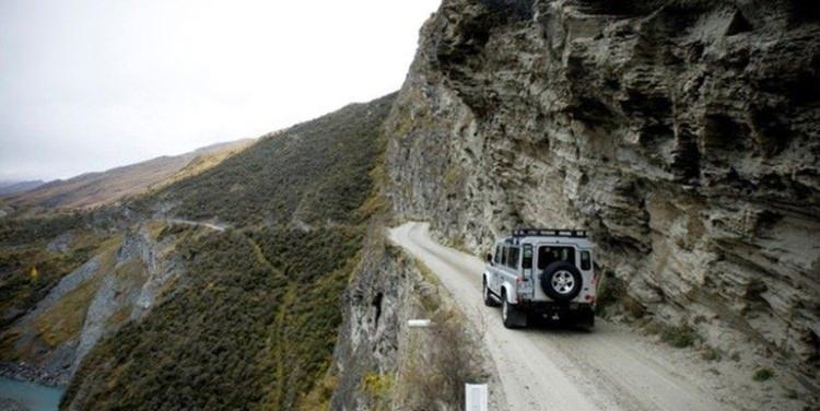 Skippers Road - najniebezpieczniejsze drogi świata