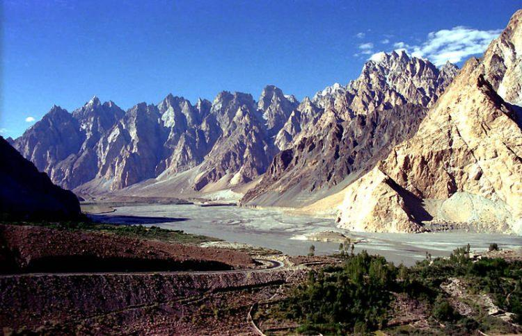 Szosa Karakorum - najniebezpieczniejsze drogi świata