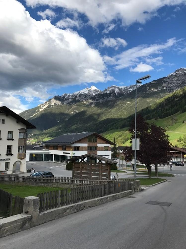 Stubai Gletscher stok