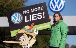 Volkswagen plakat