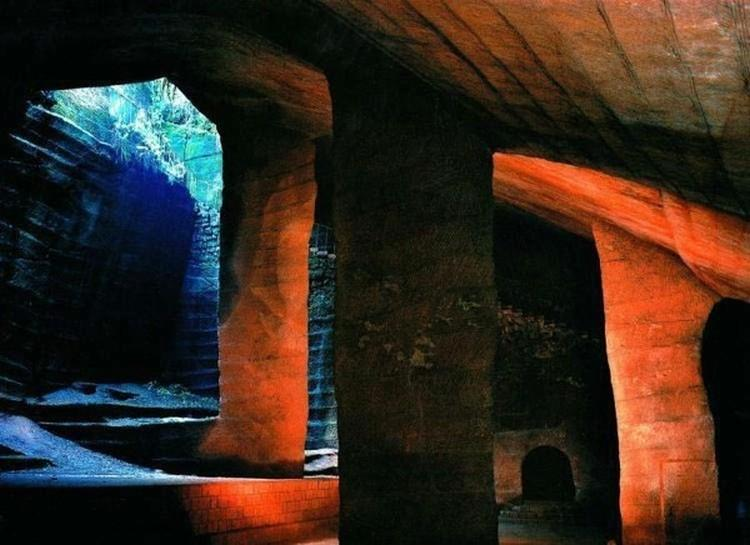 jaskinie Longyou