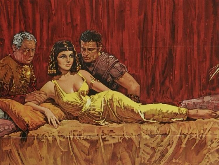 kleopatra i marek antoniusz