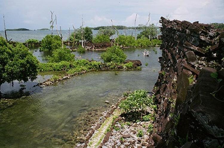 miasto Nan Madol