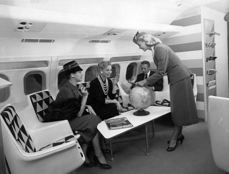 Palenie na pokładzie samolotu