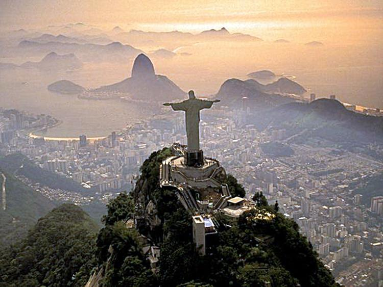Pomnik Chrystusa Odkupiciela w Rio - ciekawostki