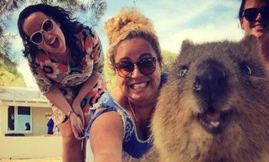 Kuoka Australia selfie