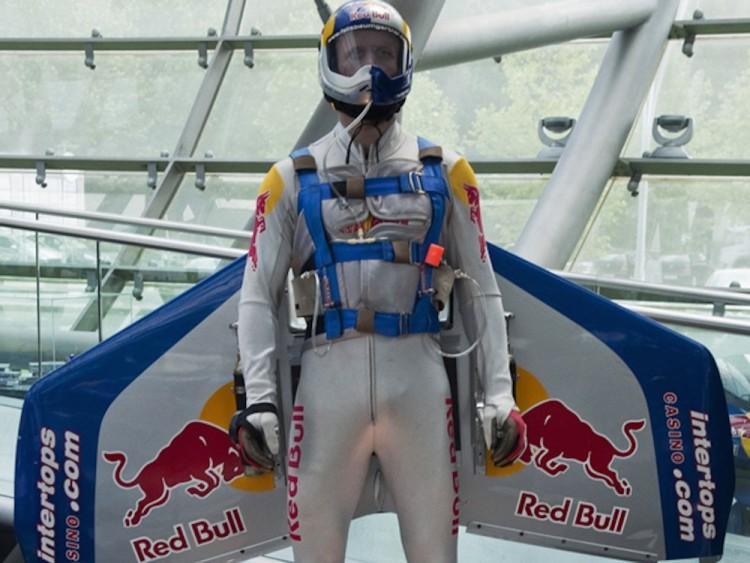 red bull kosmonauta