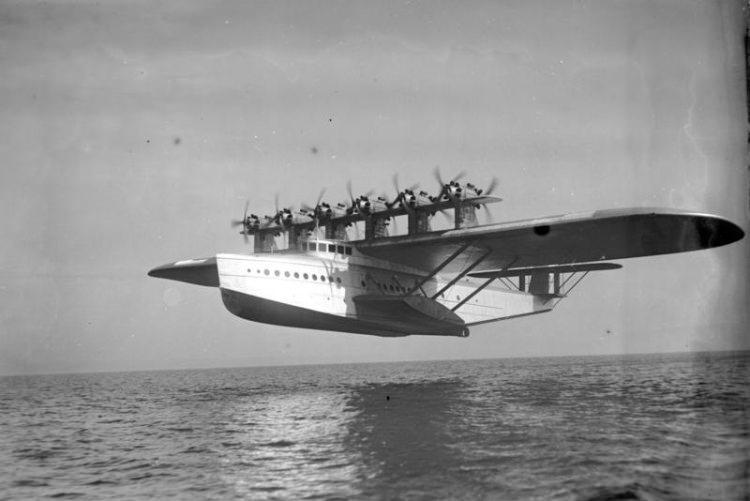"""Samolot """"Dornier Do-X"""""""