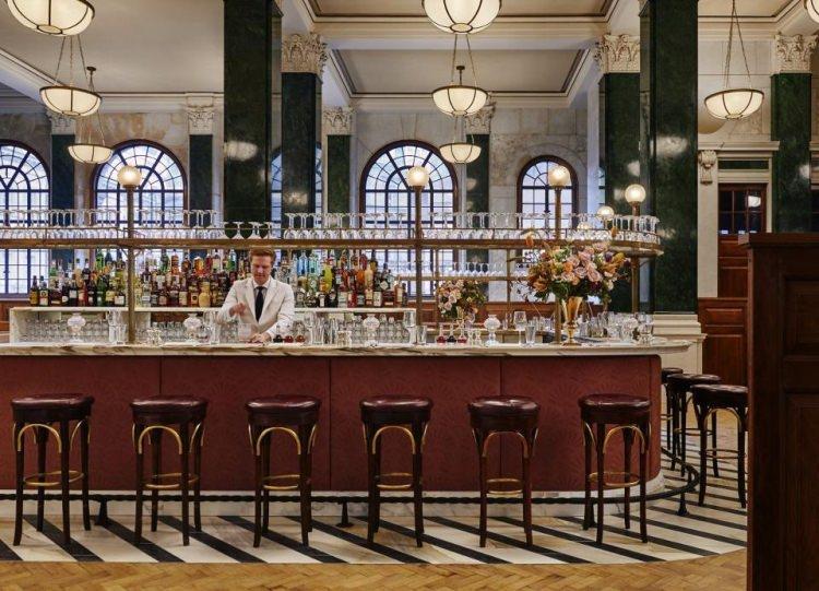 The Ned hotel w Londynie