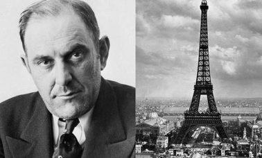 Victor Lustig i wieża Eiffla