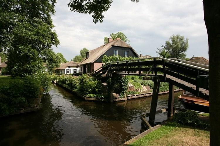 Giethoorn - Holandia